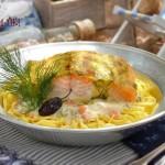 Ароматна сьомга сос Афредо 3 150x150 Рибни ястия