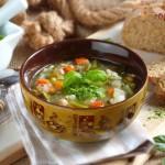 Зеленчукова супа с ароматно песто 150x150 Супи
