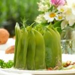 Зелен фасул с хумус от бял боб 150x150 Постни или веган