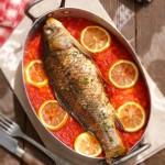 Карафемановски шаран 150x150 Рибни ястия