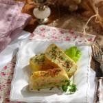 Картофено руло с пушена сьомга и песто2 150x150 Fish and sea food
