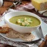 Крем супа от броколи със синьо сирене 150x150 Супи