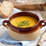 Крем супа от зеле с ориз 150x150 Супи