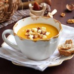 Крем супа от тиква 150x150 Супи