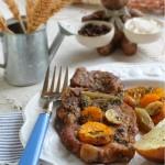 Крехки пържоли с порто 150x150 Ястия с месо и колбаси