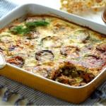 Мусака от тиквички 150x150 Ястия с месо и колбаси