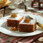 Орехов сладкиш с козунак 150x150 Десерти