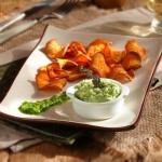 Песто сирене с чипс от сладък картоф 22 150x150 Appetizers