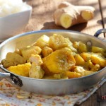 Пилешко къри с ябълки и джинджифил 3 150x150 Ястия с месо и колбаси