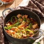 Пиле с тикка паста 150x150 Ястия с месо и колбаси