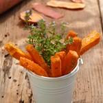 Пръчици от сладък картоф 150x150 Постни или веган