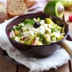 Пъстра салата с топинамбур и ендивия2 150x150 Salads