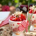 Пъстра салата с цвекло и ядки 150x150 Салати