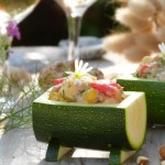 Рибна салата в купа от тиквичка2 150x150 Appetizers
