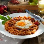 Ризото със сушени домати и яйце 22 150x150 Meatless dishes