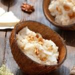 Ризото с кокос и топено сирене 150x150 Ястия без месо
