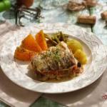 Роти от риба със зеленчуци 150x150 Рибни ястия