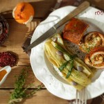 Рулца от свинско месо и козе сирене 21 150x150 Ястия с месо и колбаси