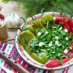Салата от печени чушки1 150x150 Salads