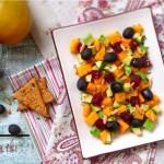 Салата с манго и кедрови ядки 150x150 Салати