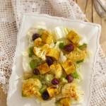 Салата с печен карфиол и мариновано тофу2 150x150 Salads