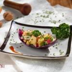 Салата с ябълки варени яйца и орехи1 150x150 Salads