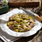 Свинско с праз 150x150 Ястия с месо и колбаси