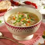 Супа топчета 150x150 Супи