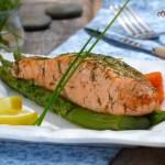 Сьомга в масло със зеленчуци 3 150x150 Рибни ястия