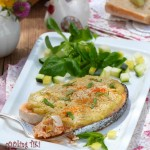 Сьомга с мус от авокадо и бадеми1 150x150 Fish and sea food