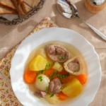 Телешко варено 150x150 Супи
