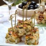 Флан от тиквички с бекон 21 150x150 Ястия с месо и колбаси