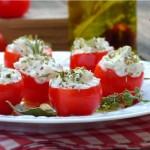 Чери доматчета с подправков зехтин 2 150x150 Парти хапки