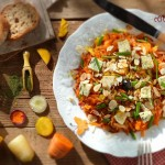 Четири цвята моркови 2 150x150 Салати