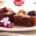 Брауни с лешници и черешово сладко2 150x150 Cakes and tarts