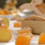 Домашни джинджифилови бонбони 150x150 Дребни сладки и бонбони