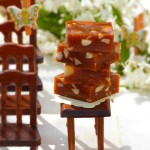 Домашни карамелени бонбони1 150x150 Дребни сладки и бонбони