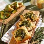 Карета с тиквички и козе сирене2 150x150 Bread and crackers