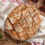 Квасен хляб със сушени домати и чушки 2 150x150 Постни или веган