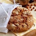 Квасен хляб с лешници и плодове4 150x150 Bread and crackers