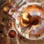 Кейкът с орехи и какао на баба2 150x150 Cakes and tarts
