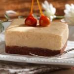 Кокосово карамелена паста с лешникови капки 42 150x150 Festive cakes and creams