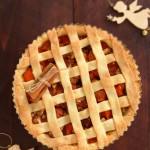 Коледен пай с тиква и фурми2 150x150 Cakes and tarts