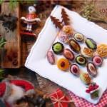 Коледни плодови хапки 22 150x150 Cookies and toffees