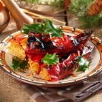 Коледни сухи чушки с ориз1 150x150 Постни ястия