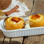 Крем карамел в ябълка3 150x150 Festive cakes and creams