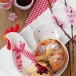 Мини козунаци с желе от френско грозде 150x150 Cakes and tarts