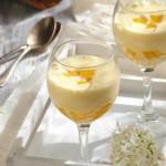Мус сабайон с манго1 150x150 Festive cakes and creams
