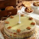 Орехова торта2 150x150 Festive cakes and creams