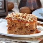 Орехов сладкиш с круши3 150x150 Cakes and tarts
